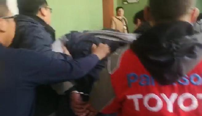 Policía captura a sujeto que era buscado por casi un año por la supuesta violación a una menor