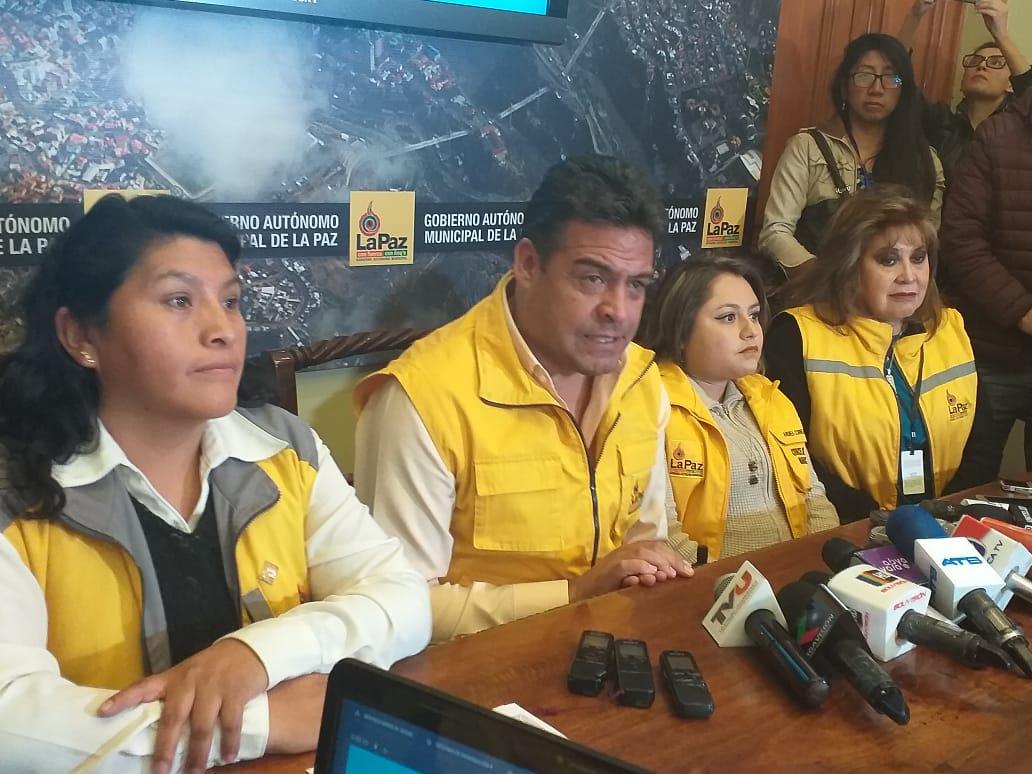 Revilla anuncia que las personas con capacidades diferentes desde hoy podrán cobrar sus bonos municipales en sucursales de Banco Unión