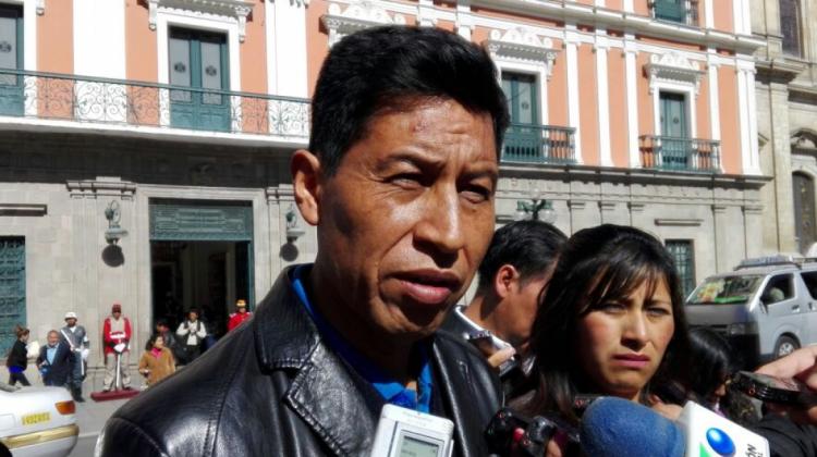 """Senador Rodríguez califica la pausa ecológica en la Chiquitanía como una """"pausa de negocios millonarios"""""""