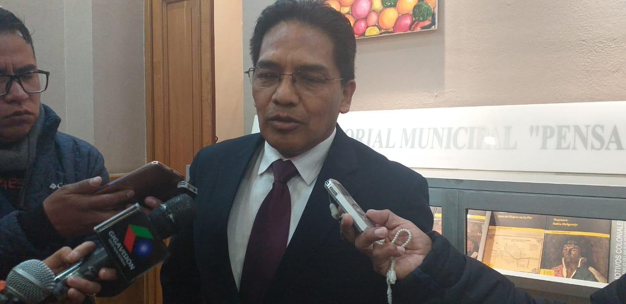 Concejal del MAS invita a Mesa a resolver sus debates pendientes antes de desafiar al Morales