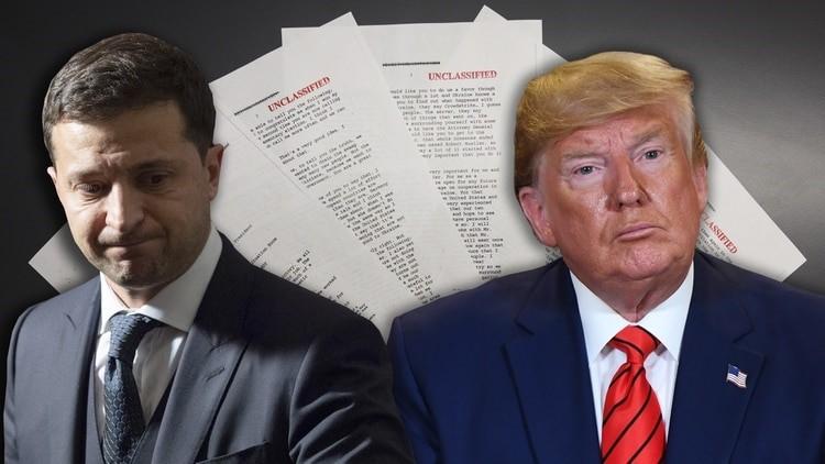 Trump solicita reunión con el autor de la denuncia en su contra por la conversación telefónica con Vladímir Zelenski