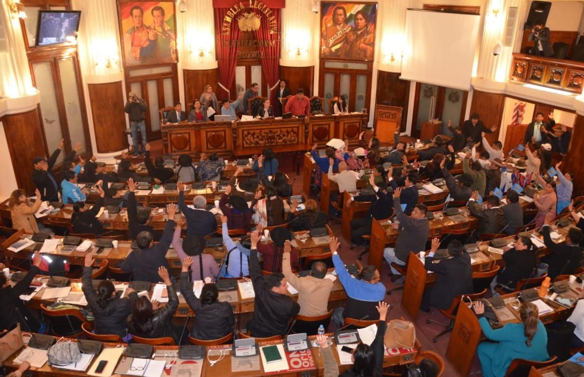 Salvatierra indica que la comisión mixta deberá emitir un informe a la Asamblea Legislativa en un plazo de 90 días