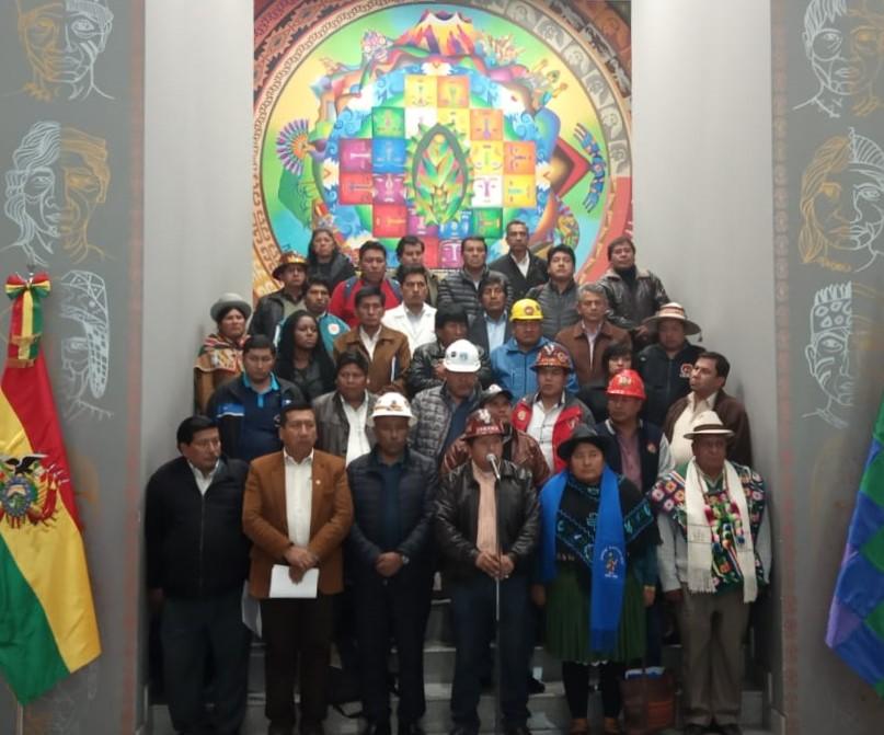 Conalcam responsabiliza a menonitas y brasileños por el desmonte que se registra en Santa Cruz