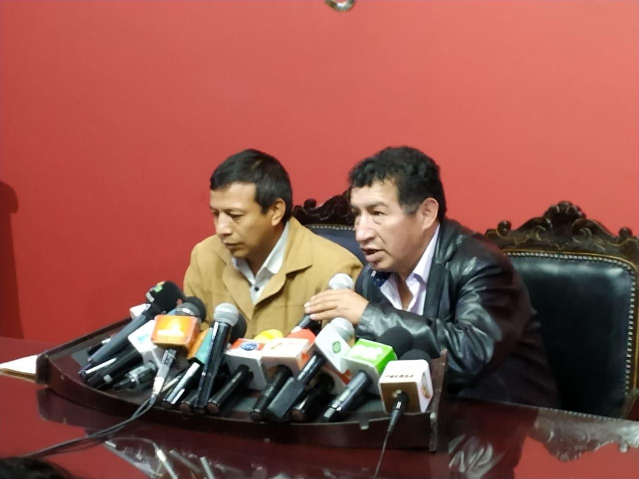 Cámara de Diputados presenta denuncia penal contra mujer que presionaba a jueces para resoluciones en nombre de la Cámara Baja