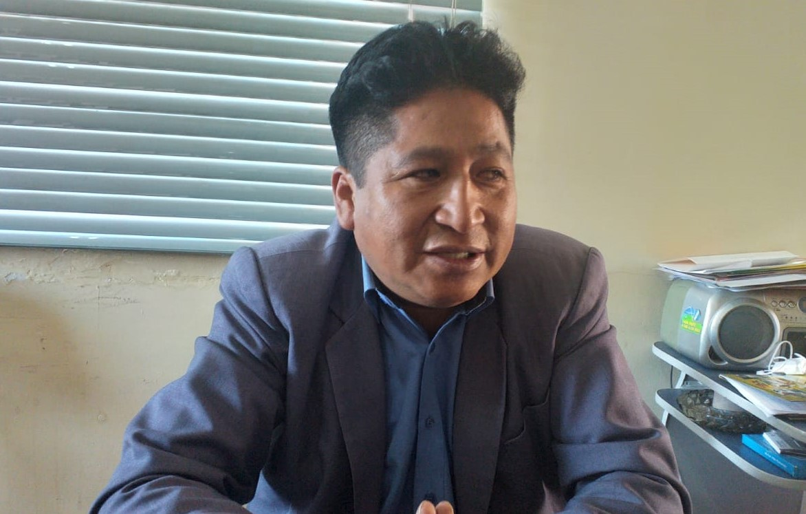 Dirigente del sector transporte explica que el juez les prohibió bloquear a autos particulares, ambulancias y ciudadanos