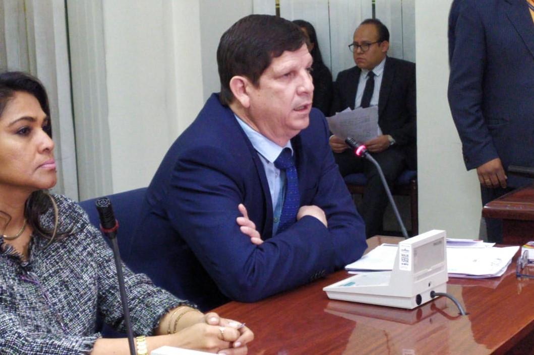Eguez dice que la denuncia de Montenegro no va con la conducta que ejerce como magistrado