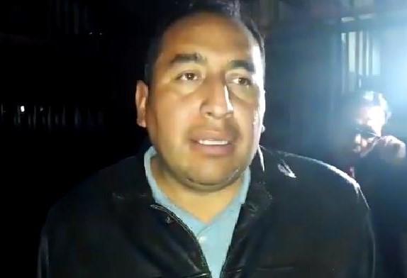 Ejecutivo del transporte considera que Santamaría y Quispe actúan de manera discriminatoria con los chóferes