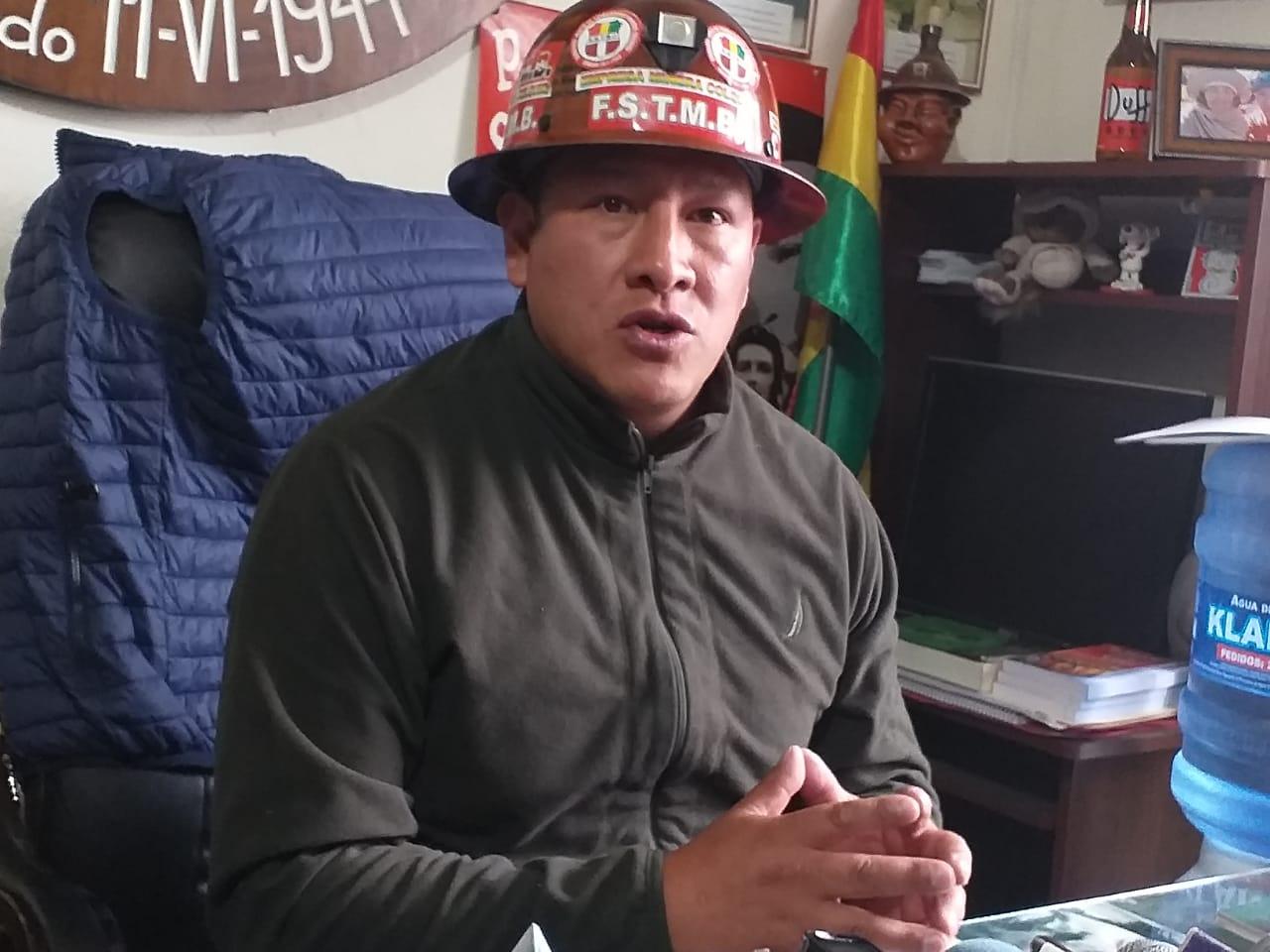 FSTMB advierte con medidas de presión a nivel nacional si no se establece el cumplimiento del laudo arbitral a favor de los trabajadores de San Cristóbal