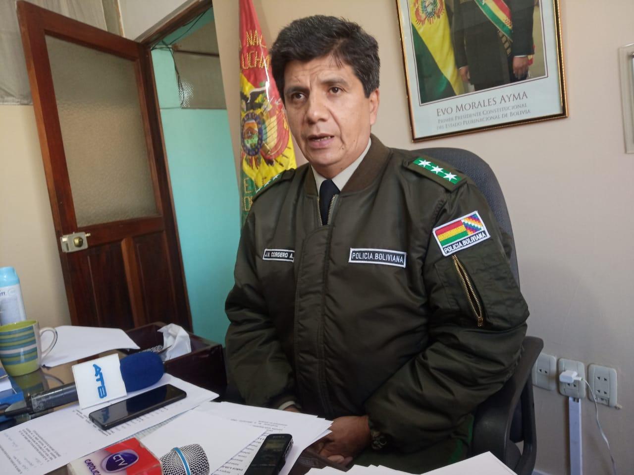 Investigaciones preliminares de FELCC indican que los incendios en Chiquitanía y Madidi fueron iniciados por causas naturales