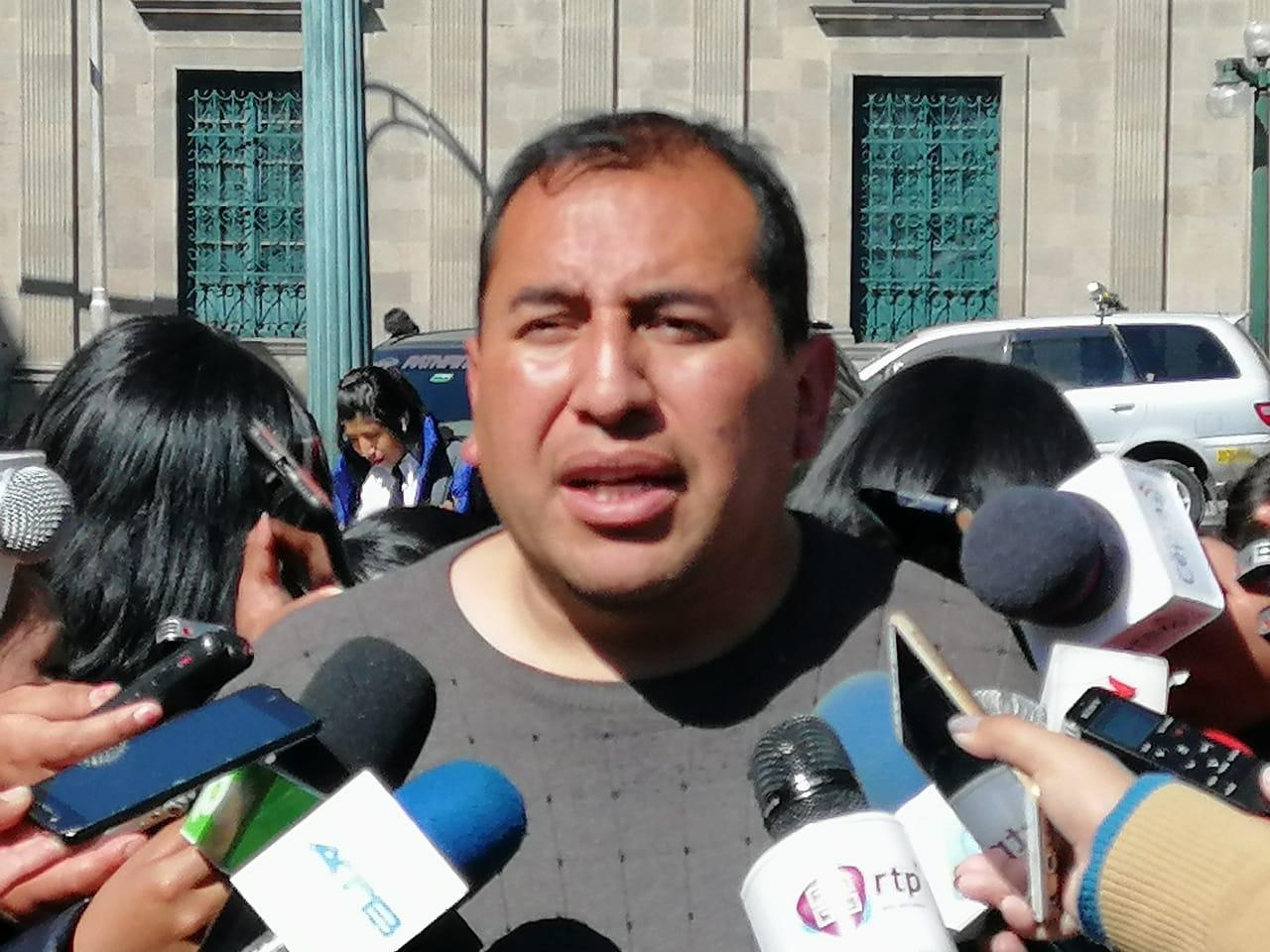 Oposición respalda la décima marcha de indígenas en Santa Cruz en defensa de la Chiquitanía
