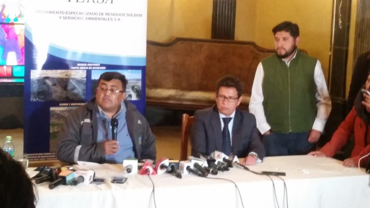 TERSA presenta proceso penal contra Revilla por tres supuestos delitos
