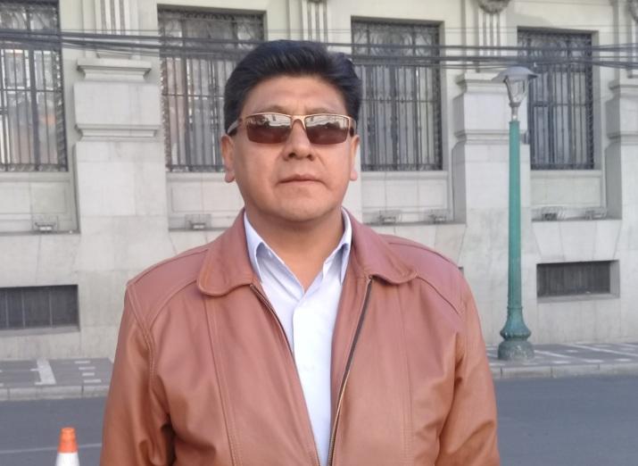 Trabajadores de CNS continúan con sus medidas de presión en demanda de la abrogación de la ley 1189