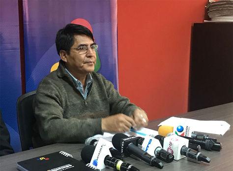 Viceministerio de Educación anuncia el restablecimiento de clases en todas las unidades educativas afectadas por el incendio