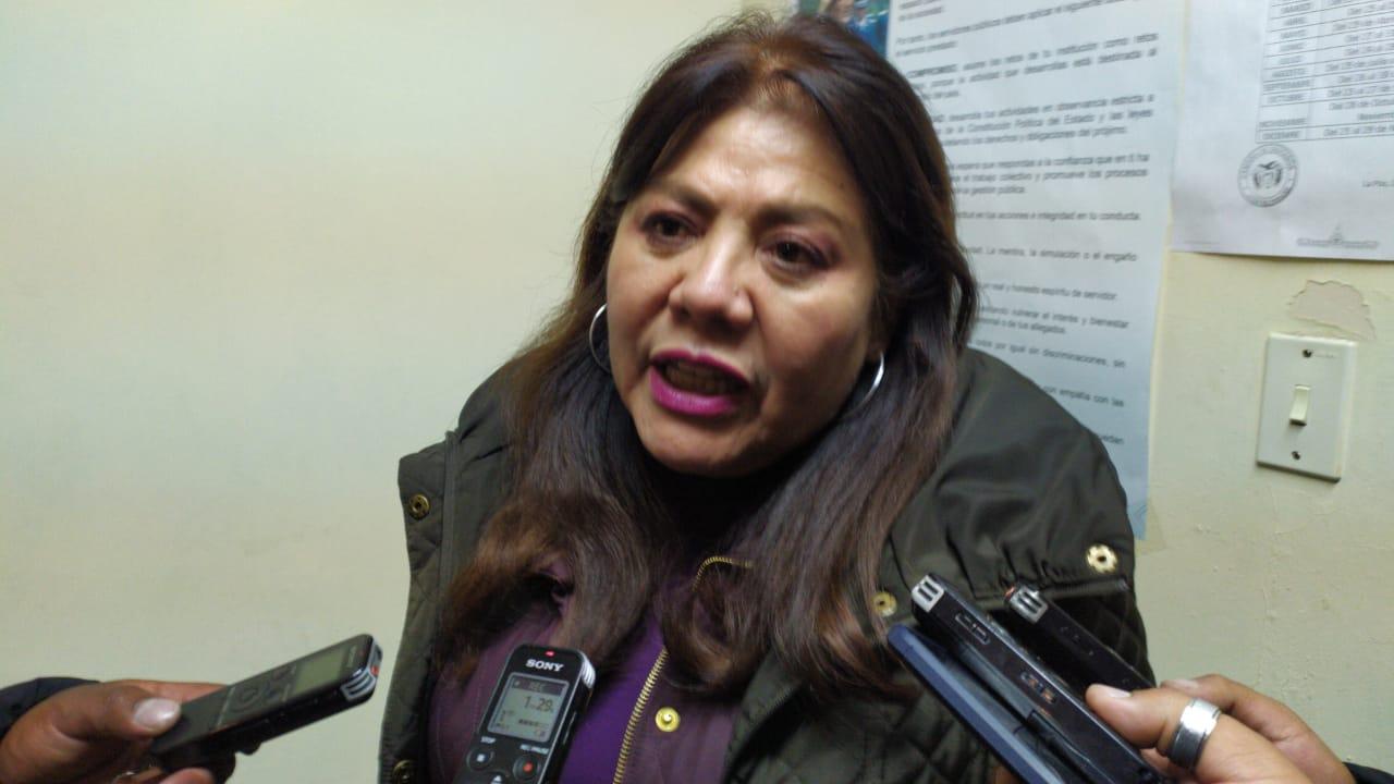 Piérola denuncia cobro irregular de $us 12.000