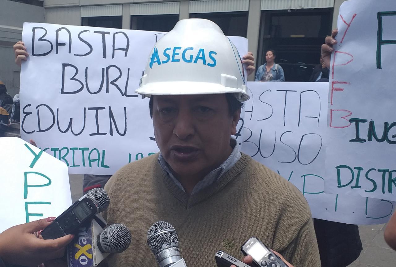 ASEGAS exige auditoria en la administración de YPFB por presuntas irregularidades