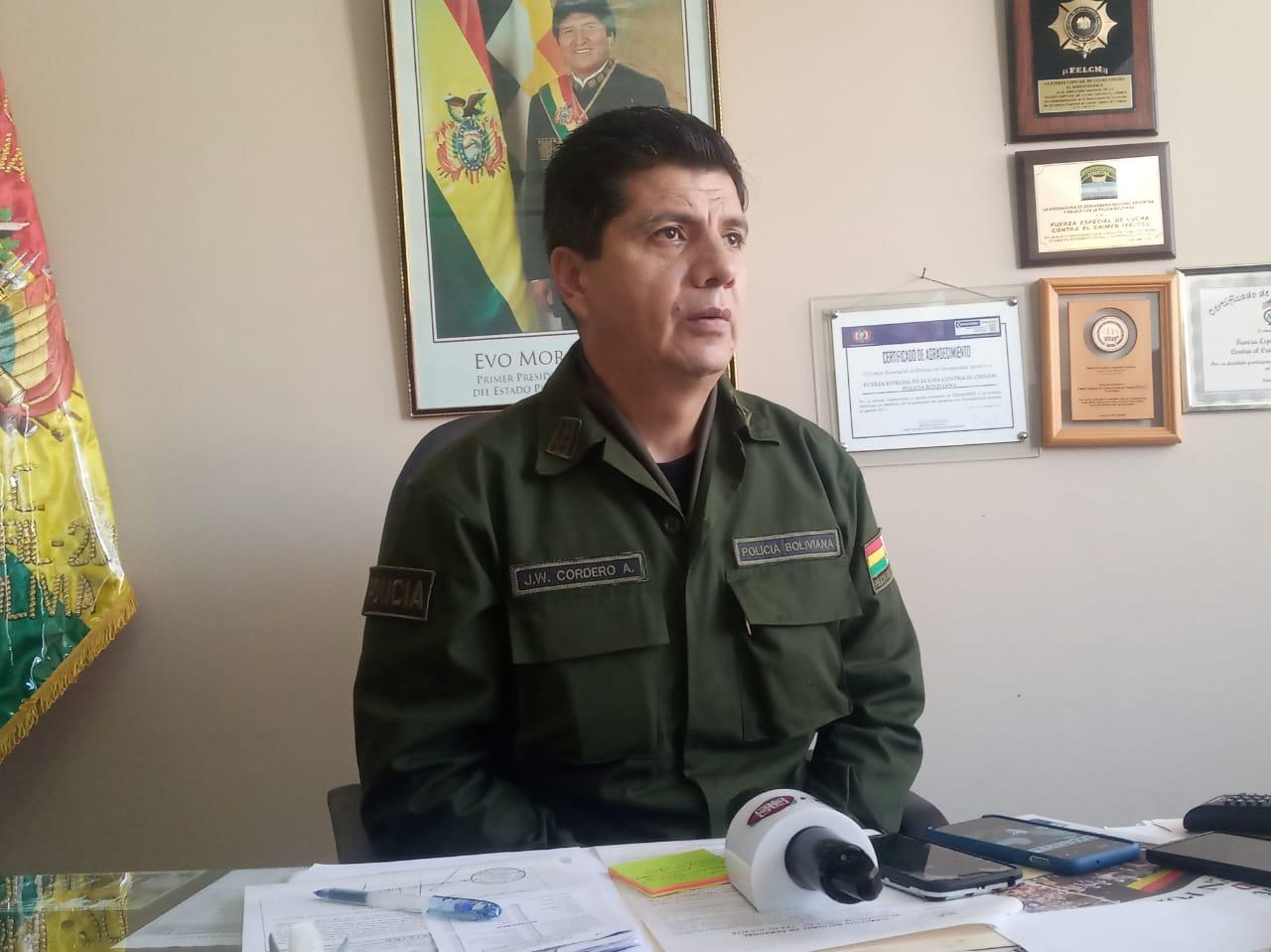 Arrestan a 10 personas durante un enfrentamiento en Achumani