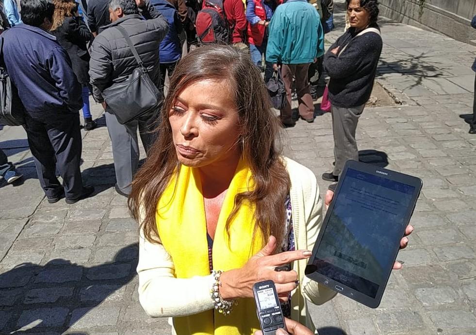 Asambleísta de Unidad Nacional informó la habilitación de una página web para que los muertos no voten
