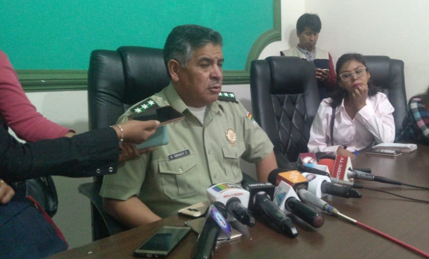 Bombero voluntario falleció al querer salir de los incendios del parque Tunari en Cochabamba