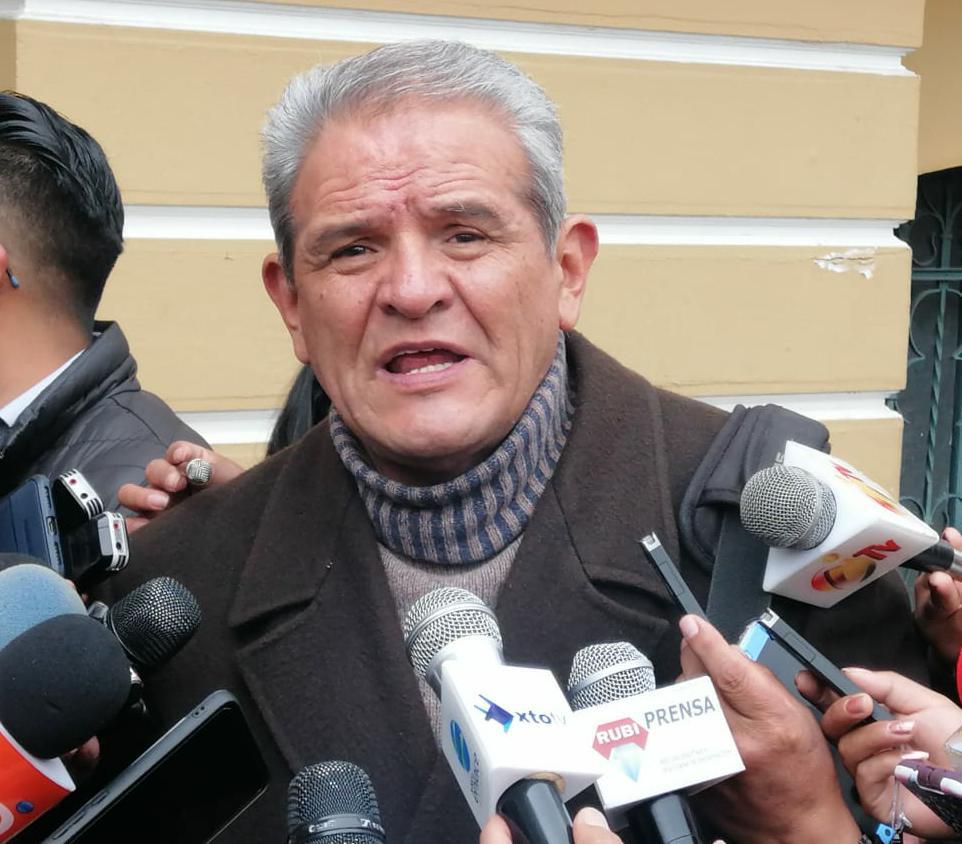 CONADE envía comisión a Santa Cruz para apoyar el cabildo en defensa de la Chiquitanía y el 21F