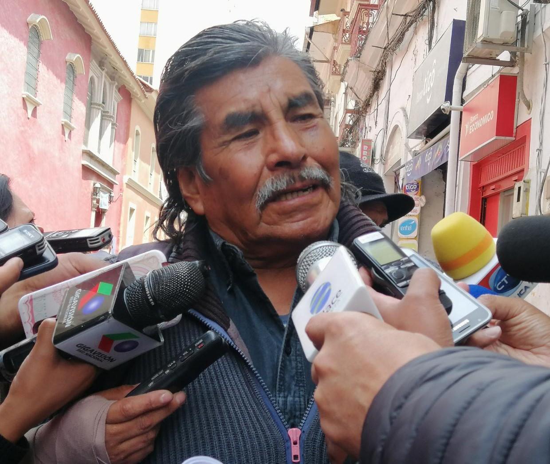"CSUTCB determina dar ""voto castigo"" al presidente Evo Morales en octubre"