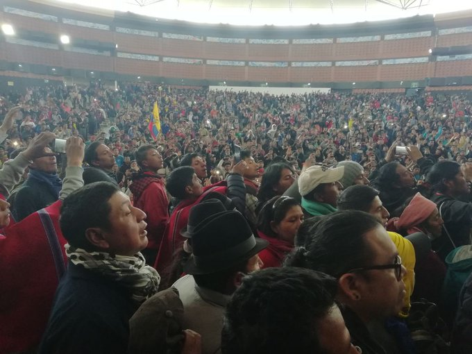 Defensoría del Pueblo de Ecuador confirma 5 muertos por las protestas