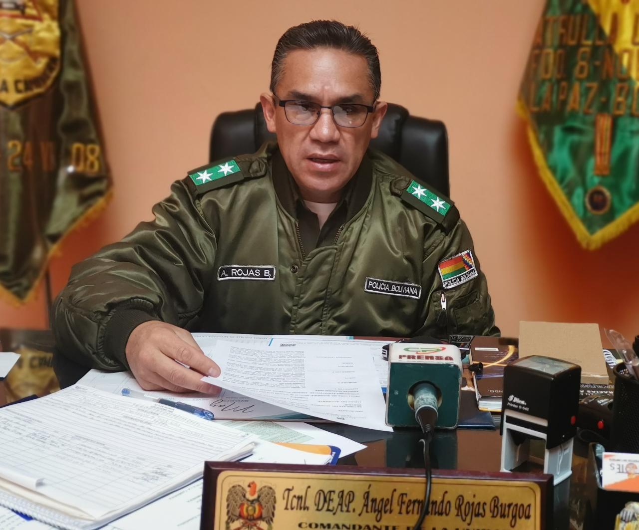 Dos accidentes de tránsito en La Paz dejan 11 heridos