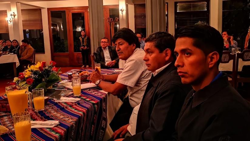 El líder boliviano al que muchos señalan como el sucesor de Evo Morales