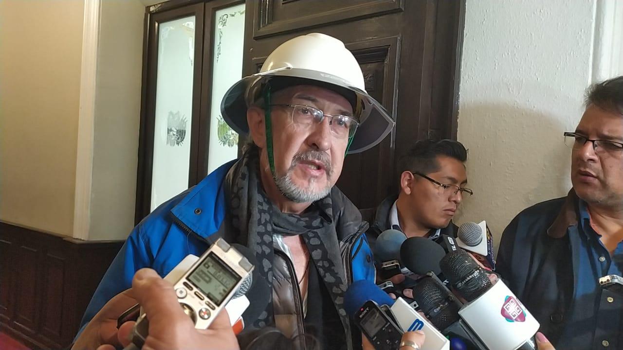 Empresa constructora asegura que la muerte de dos obreros en el nuevo edificio de ALP fue causado por un descuido personal