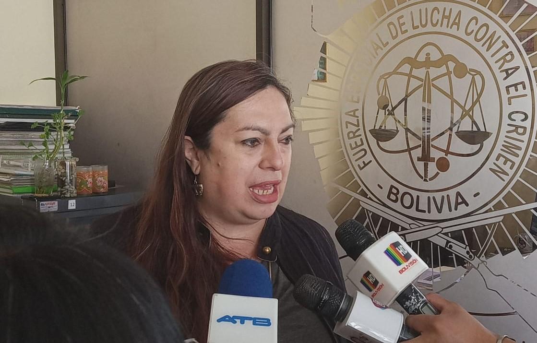 Exdefensora adjunta del pueblo denuncia a la FELCC la desaparición de su hermana Amaya Núñez