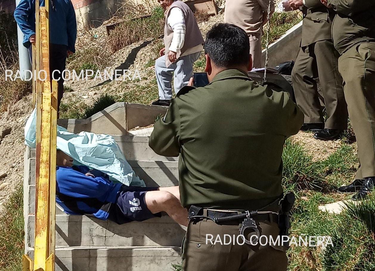 Felcc encuentra el cadáver de un joven de 36 años que murió presuntamente por hipotermia