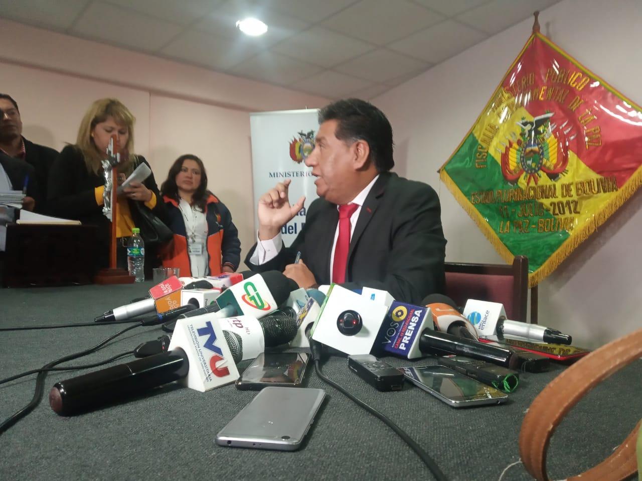 Fiscalía programa inspección técnica ocular del caso Gutiérrez a 2 días de las elecciones generales