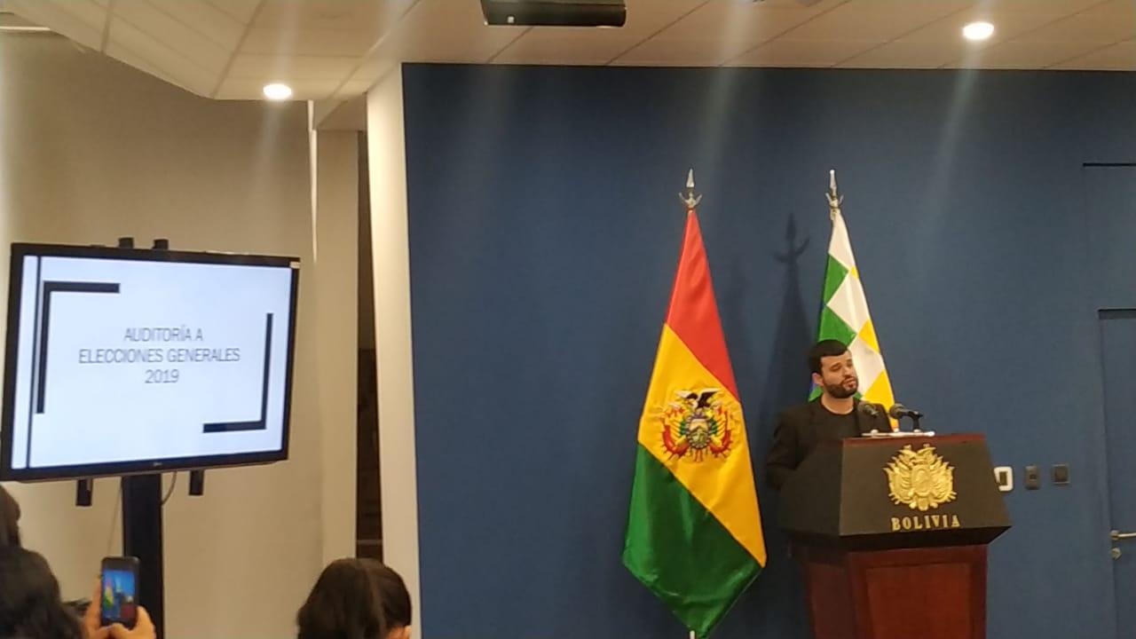 Gobierno asegura que los resultados de la auditoría de la OEA sobre las elecciones generales serán vinculantes