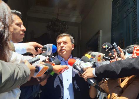 Gobierno convoca al diálogo a COMCIPO para tratar la industrialización del litio