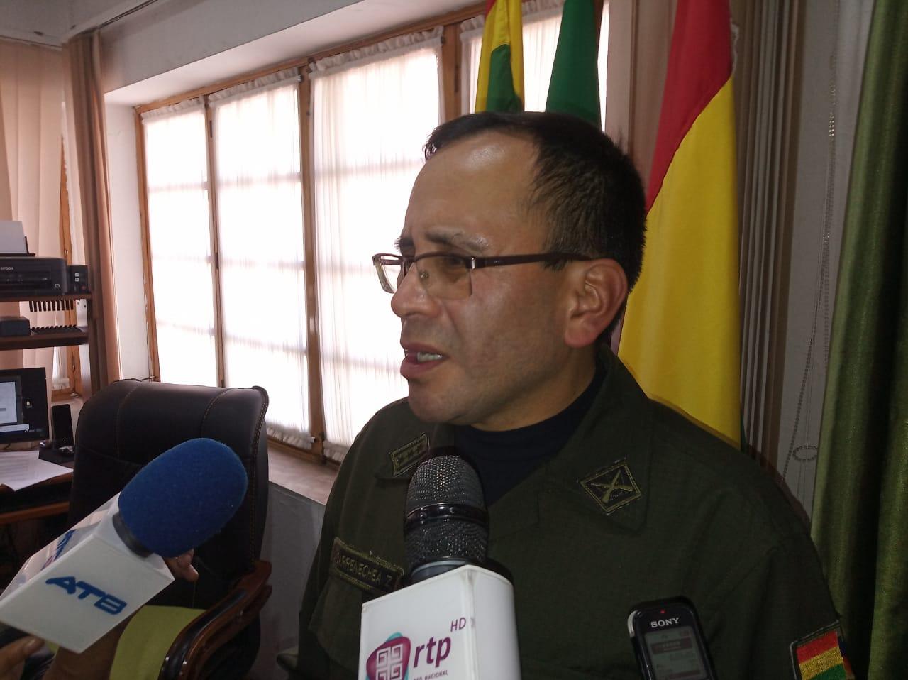 Gobierno instruye a la Policía ejecutar trabajos de contención en movilizaciones violentas