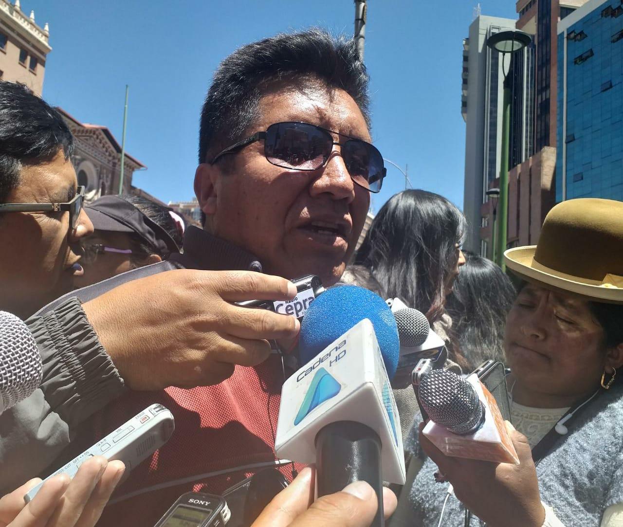 Magisterio Urbano de El Alto llama a trabajadores unir fuerzas para impulsar una lucha propia