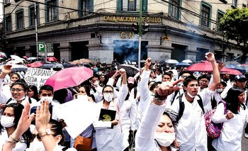 Médicos deciden ampliar su paro por otros 30 días ante la falta de respuestas a sus demandas