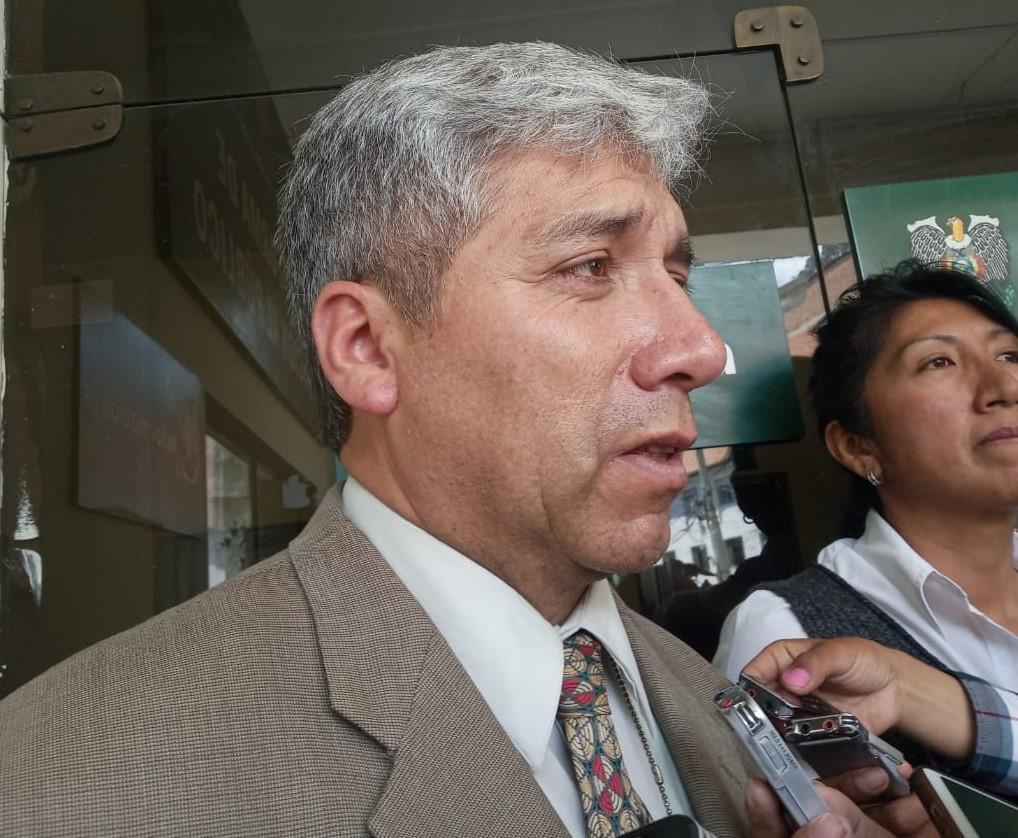 Ministerio Público realizará las respectivas investigaciones de la agresión que recibió Albarracín