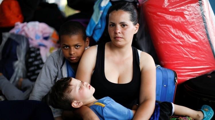 OEA anuncia que los venezolanos exiliados ascienden a 4.6 millones