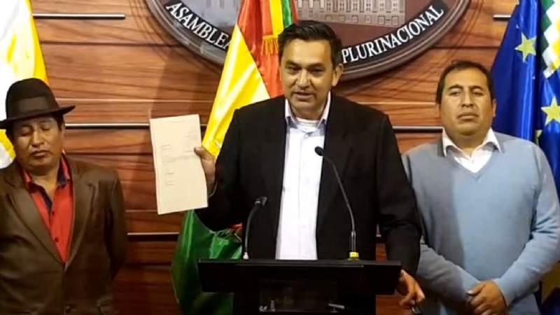Núñez revela que María Eugenia Choque ordenó frenar la transmisión de las actas de cómputo mediante el sistema TREP
