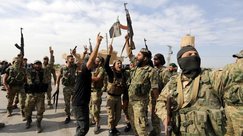 Reino Unido suspende exportación de armas a Turquía ante sus ataques a Siria