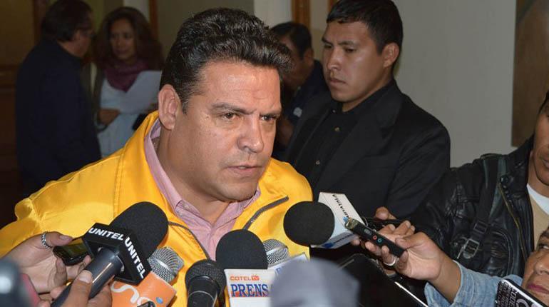 Revilla asegura que la Gobernación está obstaculizando el funcionamiento del relleno de Sak'a Churu