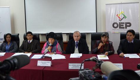 TSE ratifica que se inhabilitará las papeletas que sean fotografiadas