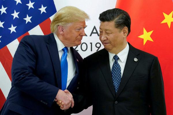 Trump anuncia que llegó a un sustancioso acuerdo comercial con China