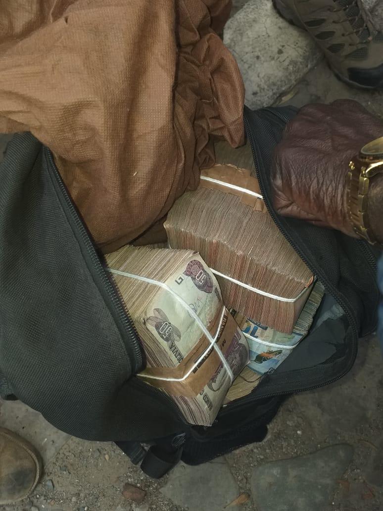 Cubanos aprehendidos portaban cerca de Bs 500.000 y se presume que financiaban las movilizaciones en La Paz