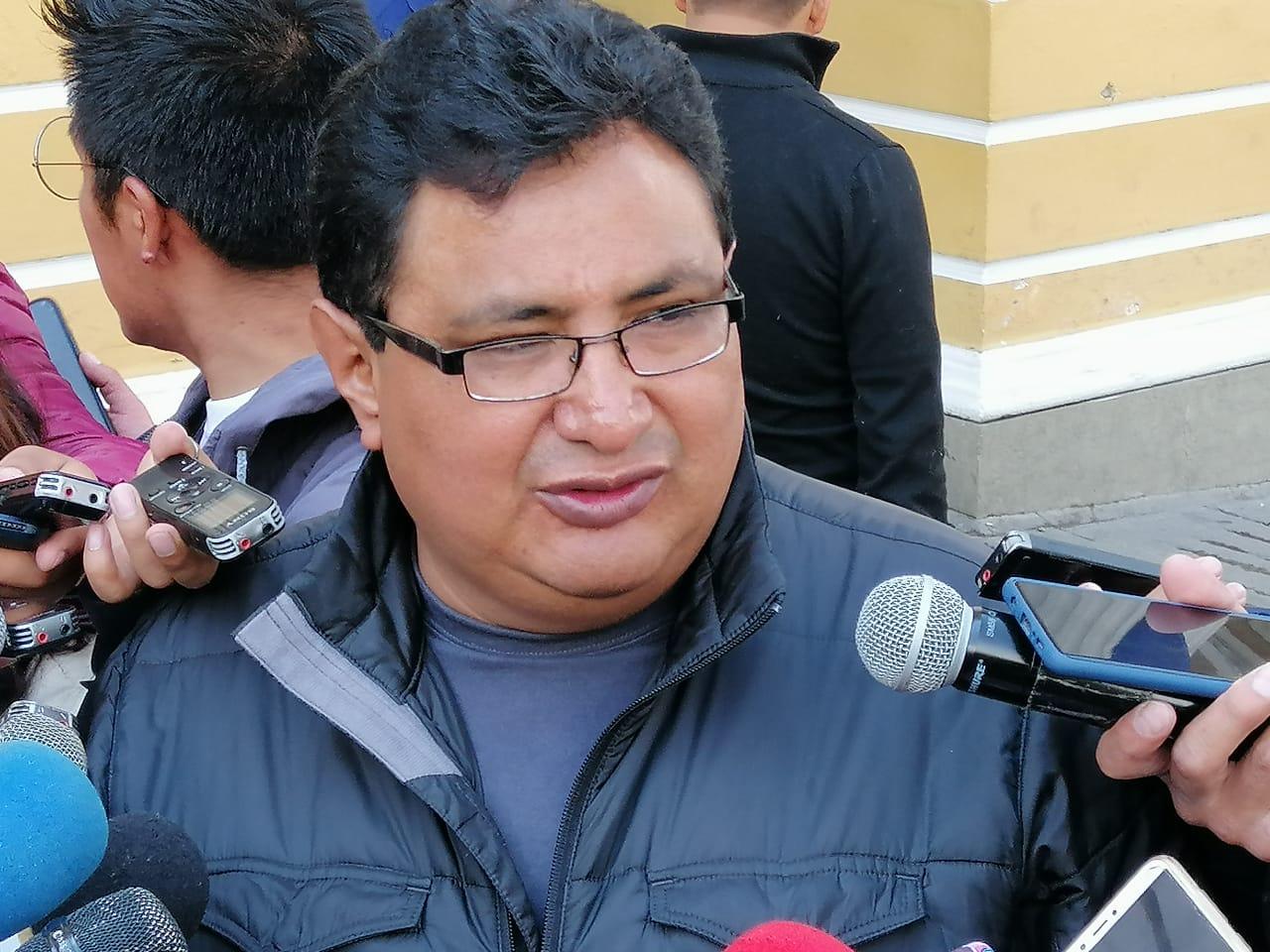 Diputado Barral sugiere que Camacho y Pumari instalen un centro de operaciones en La Paz para pedir un diálogo con el Gobierno