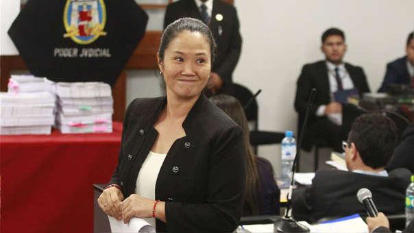 Tribunal Constitucional de Perú libera a Keiko Fujimori