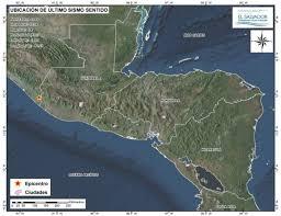 Fuerte Sismo en Guatemala se siente en El Salvador y México