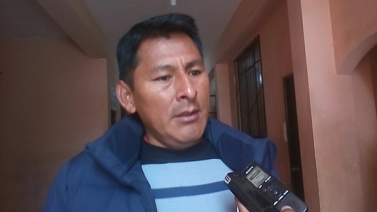 ADEPCOCA anuncia procesos legales contra el exministro Cocarico y los responsables que dañaron el hospital de su asociación