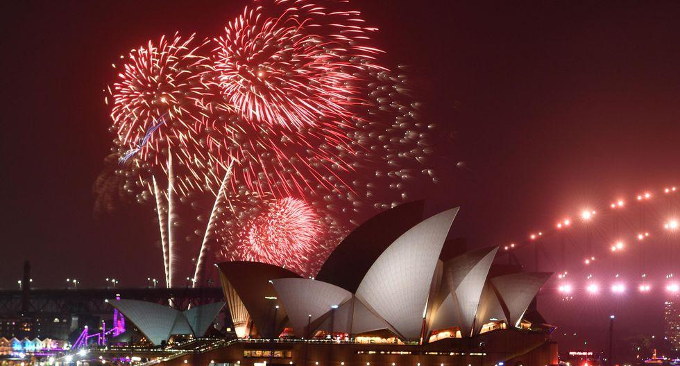 Nueva Zelanda, Hong Kong, Australia y otros países ya celebraron la llegada del año 2020