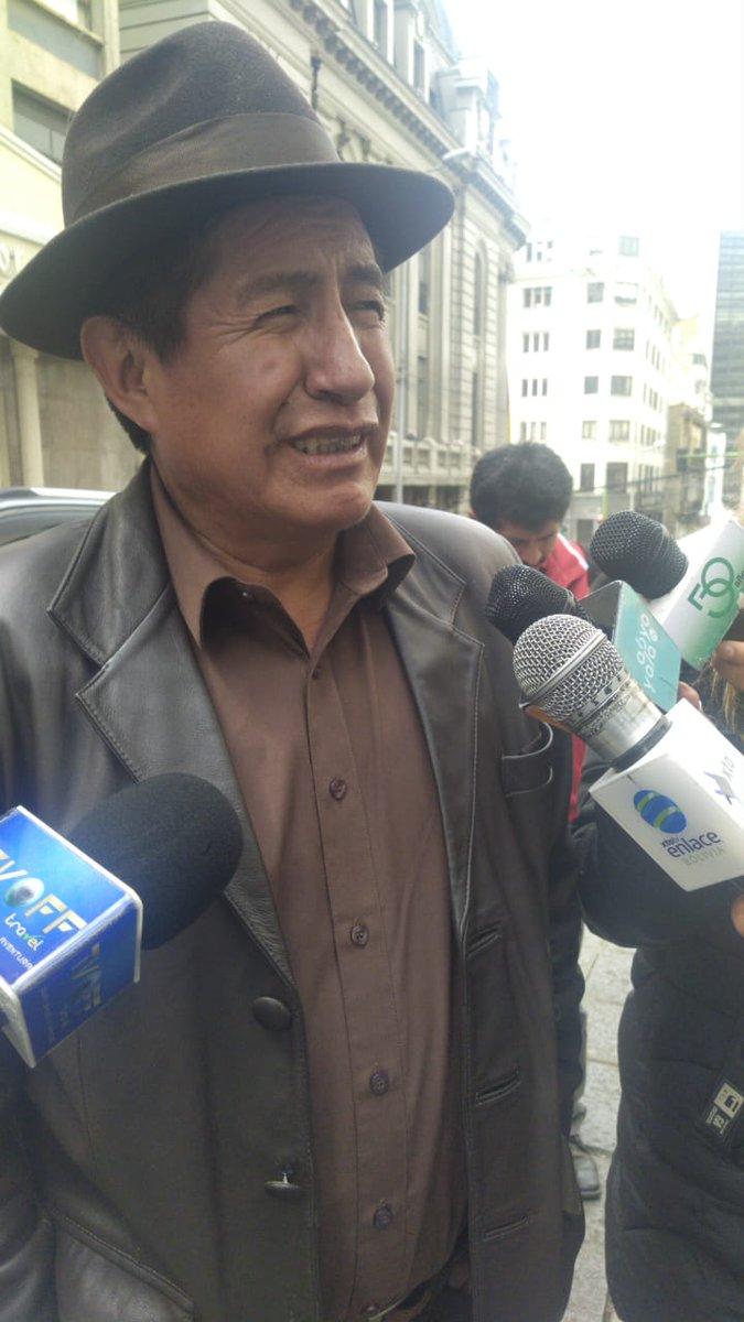 """Quispe considera que el MAS se está revelando contra los """"k'aras masistas"""" tras la denuncia de Copa contra grupos de masistas radicales"""